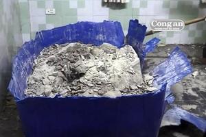 Xử lý thế nào vụ 2 thi thể bị phi tang trong khối bê tông ở Bình Dương?