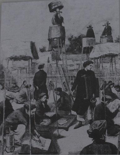 Những Hinh ảnh Quy Gia Về Tp Vinh Cach đay Khoảng 100 Năm