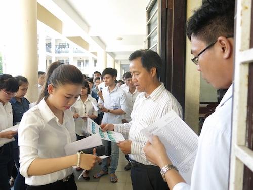 Nghệ An: 32 bài thi bị giảm điểm sau khi chấm phúc khảo