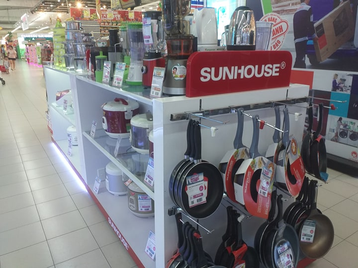 Tập đoàn Sunhouse 'vụng chèo khóe chống'?