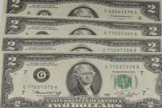 Tại sao tờ 2 USD khiến mọi người 'phát sốt' dịp Xuân về?