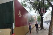 Cận cảnh lô đất 'kim cương' gần Hồ Gươm mới được Tân Hoàng Minh chuyển nhượng