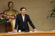 Phó Thủ tướng Vương Đình Huệ: Thị trường chứng khoán gần đây không ổn định