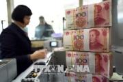 Trung Quốc bất ngờ bơm tiền cho các tổ chức tài chính