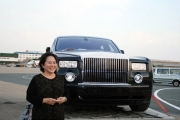 Công ty của nữ đại gia chiếc siêu xe Roll Royce biển 7777 bị bêu tên nợ thuế