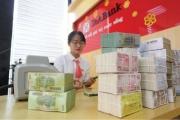 Thanh khoản ngân hàng trở lại trạng thái dư thừa