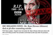 Cảnh giác mã độc chèn trong tin giả 'Mr Bean qua đời'