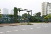 Dự án nghìn tỷ trên đất vàng ở Hà Nội 'đắp chiếu' nhiều năm