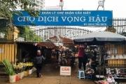 Hà Nội chính thức 'khai tử' chợ đêm Sinh viên Dịch Vọng Hậu
