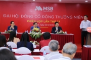 MSB chính thức niêm yết vào quý 3/2019 và sạch nợ tại VAMC