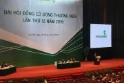 ĐHCĐ Vietcombank: Mục tiêu lợi nhuận 2019 là 20.000 tỷ