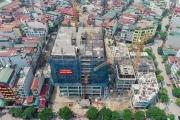 Dân tố cáo dự án cao ốc 17 tầng chưa nghiệm thu phần móng, gây nứt nhà dân