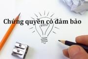 Chi tiết các mã chứng quyền có bảo đảm đầu tiên của Việt Nam