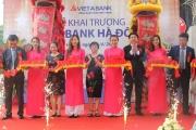 VietABank khai trương chi nhánh Hà Đông