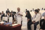 Ông Nguyễn Chấn tố con trai lừa dối cổ đông NamABank ngay tại Đại hội Eximbank