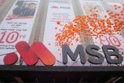 Ngân hàng MSB thay Tổng giám đốc trước thềm Tết Nguyên đán
